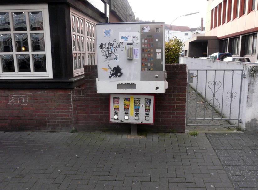 Automat-klein