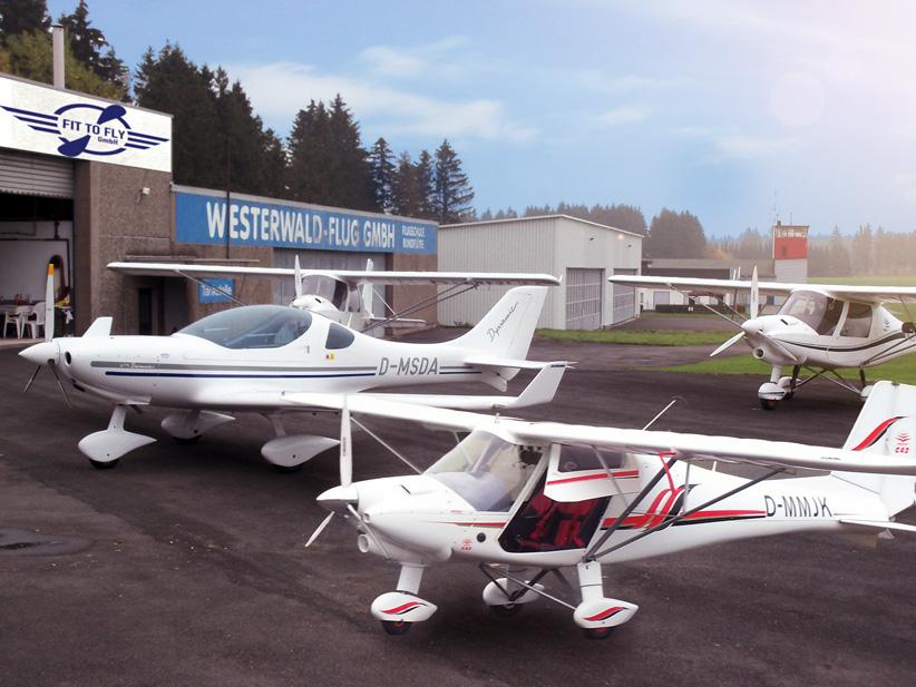Flugschule Britscheid-klein