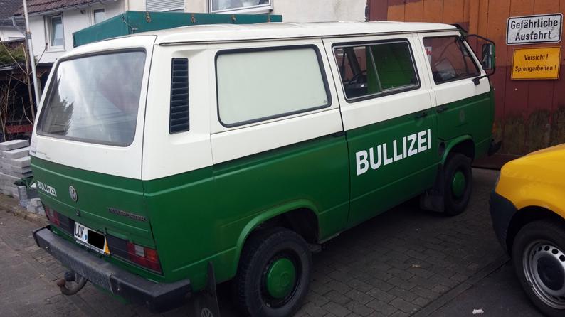 Klein-Bullizei