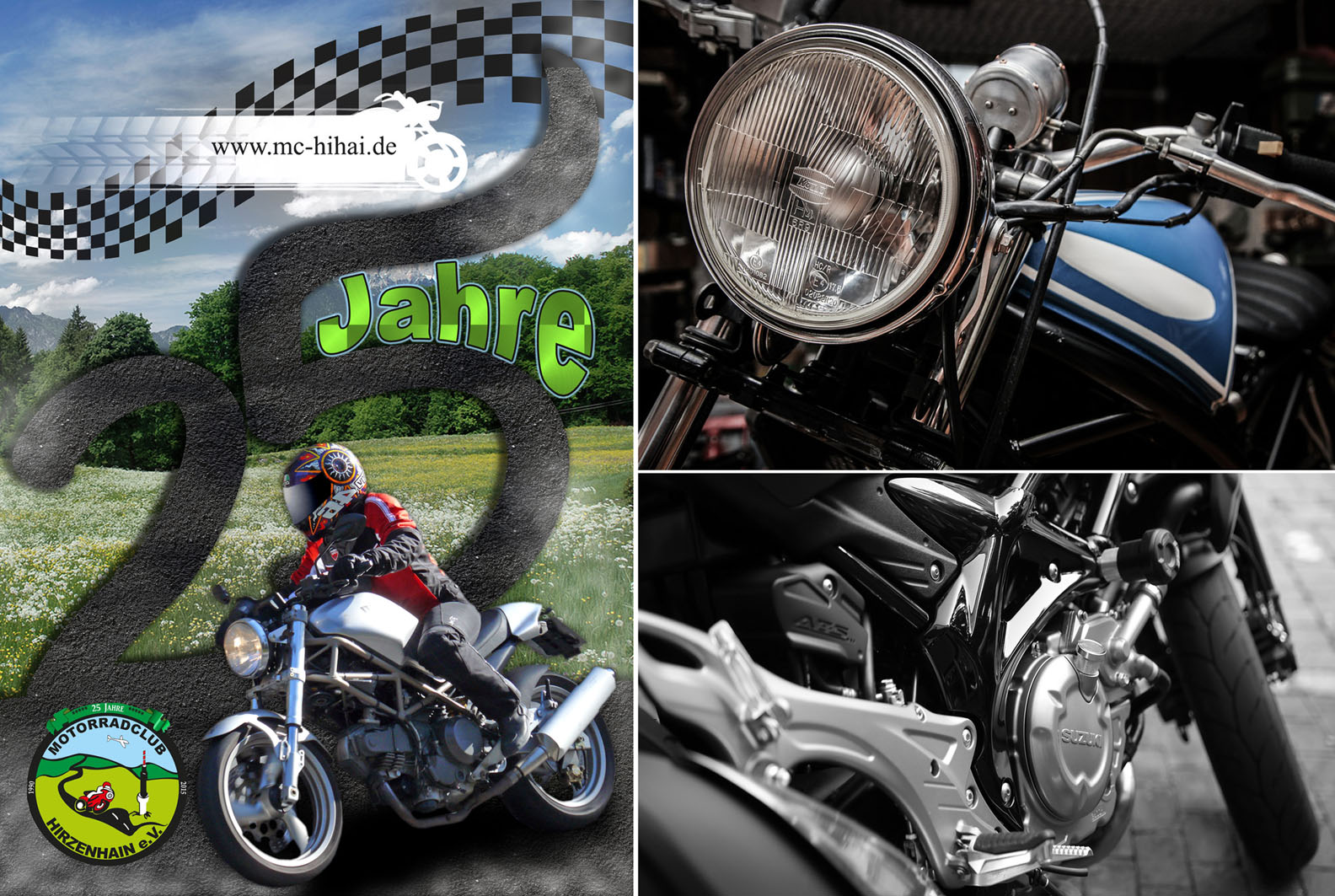 Jubiläum Motorradclub HiHai-klein