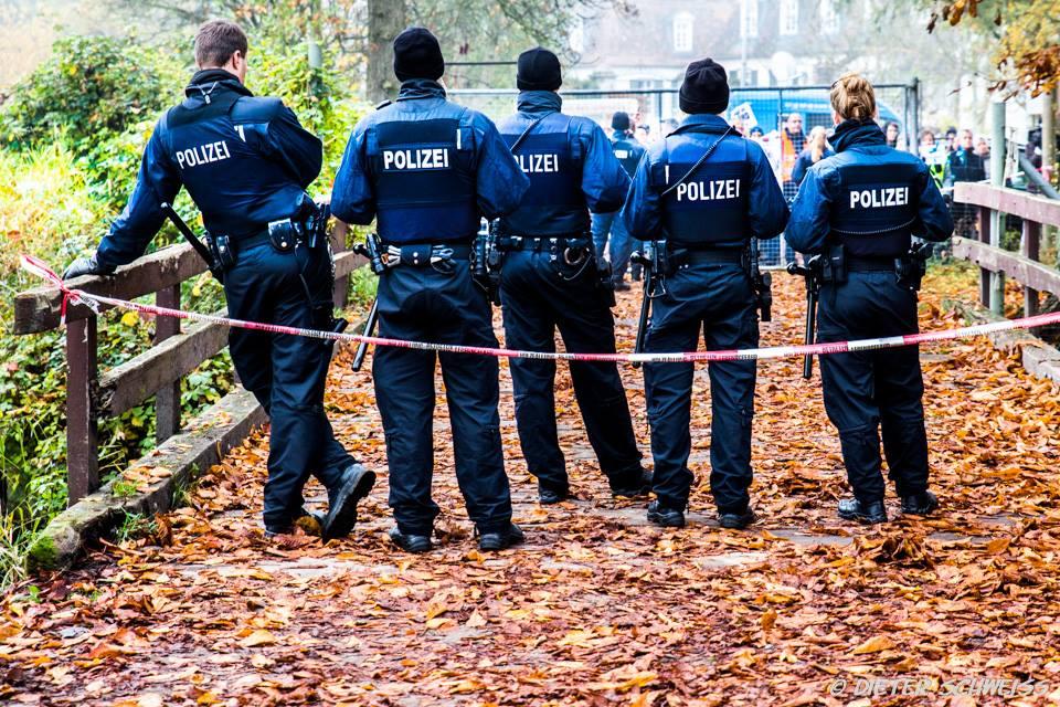 Dieter Schweiss-Polizei