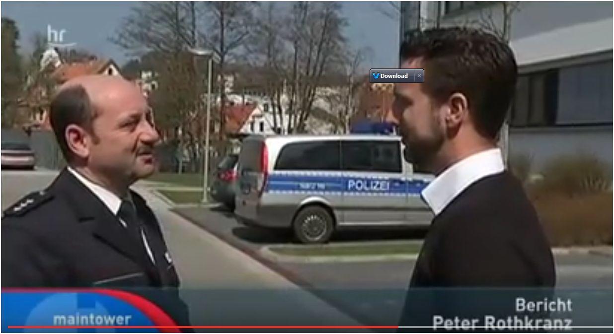 Interview Polizei