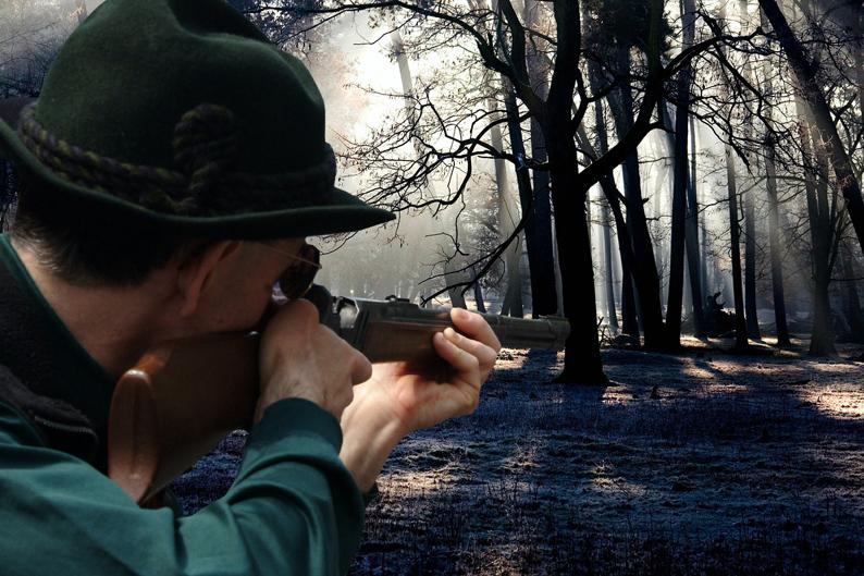 Forrest-Jäger-klein