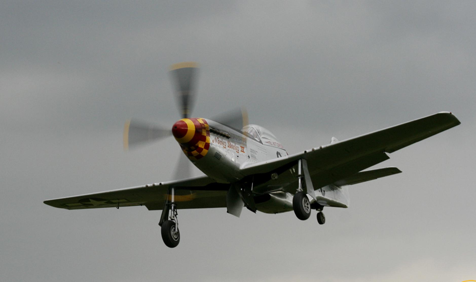 Mustang-klein