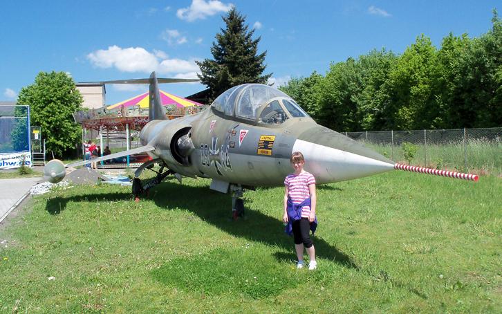 Starfighter-klein