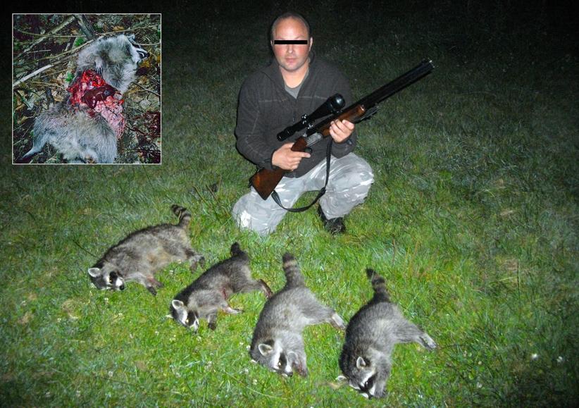Heldenhafter Jäger