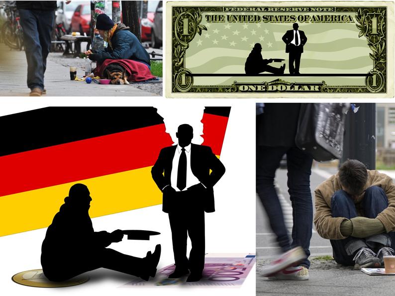 Armut-USA-Deutschland