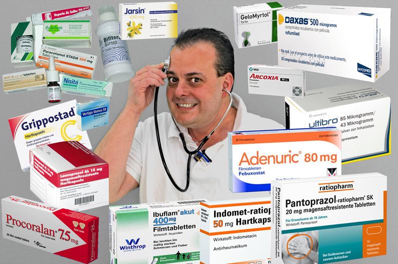 klein-Doc-Medikamente
