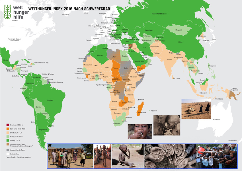 2015 Global Hunger Index
