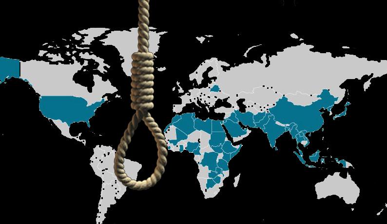 Länder mit Todesstrafe