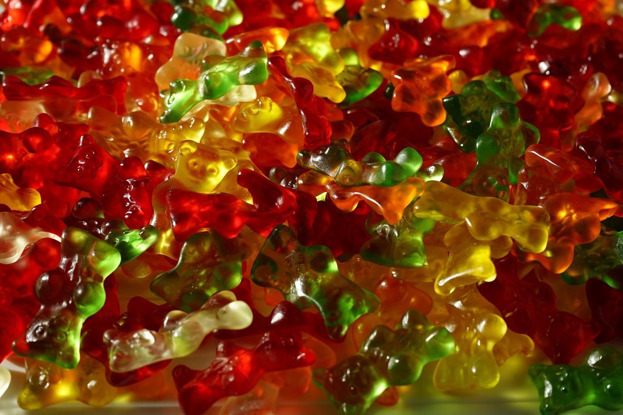 gummi-bears-318350_1280