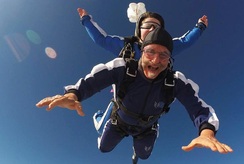 klein-Skydiver
