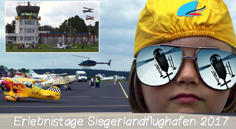 klein-Erlebnistage Siegerlandflughafen