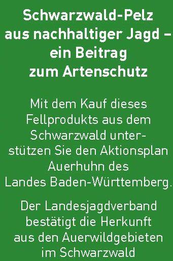 Schwarzwaldpelz