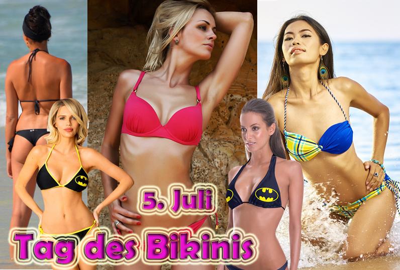 Tag des Bikinis