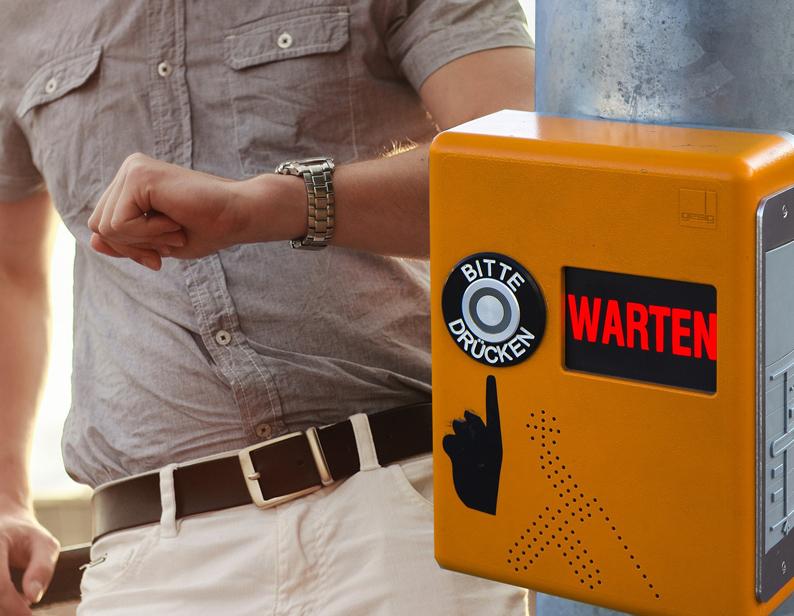 Warten-waiting