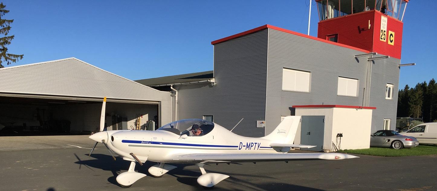 1-Neues Flugzeug