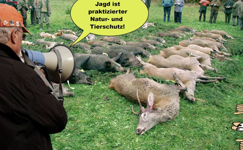 Jagd ist