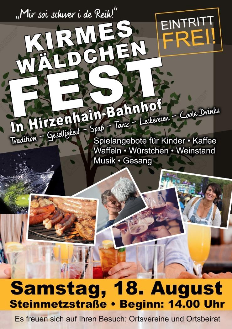 Plakat Kirmeswäldchenfest-neu