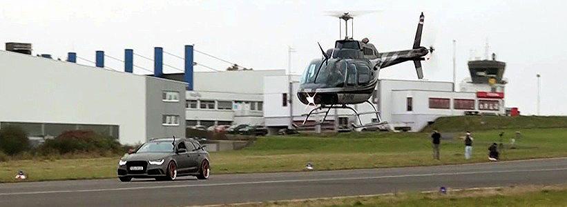 Audi-Hubi